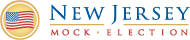 New Jersey Mock Election Logo